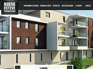 Groupe promoteur Buesa Esteve Promotions