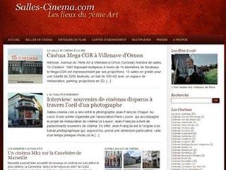 Salles-Cinema, le site de tous les cinémas