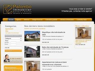 Palombo immobilier, achat et vente de biens immobiliers