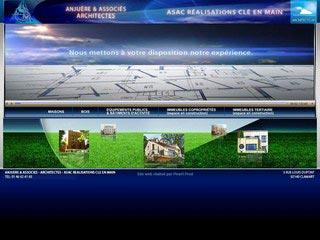 Anjuère et Associés, cabinet d'Architectes