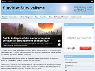Guide de survie et techniques de survie en tous lieux