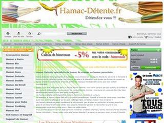 Hamac Détente, boutique de vente de hamac