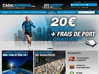 Casal-Running, matériel pour la pratique du running et trail