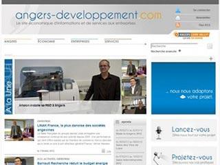 Angers Loire Développement, aide à l'implantation d'entreprise