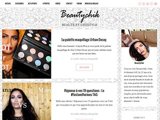 BeautyChik Blog beauté & tuto maquillage