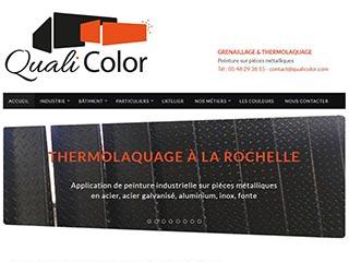 peinture thermoplastique qualicolor