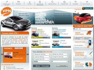 VPN Véhicules pratiquement neufs mandataire automobiles