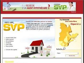 Maisons à Vendre SVP, immobiliers au Québec