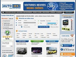 Auto-IES : Économisez jusqu'à 41% sur votre véhicule neuf