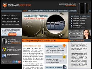 Sauvegarde disque dur, logiciel sauvegarde informatique professionnel