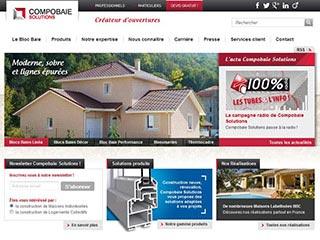 Bloc Baie en Béton - Compobaie Solutions