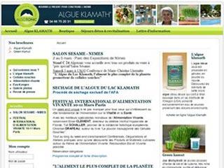 Algotonic, compléments alimentaires 100% naturels