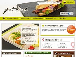 Fast'Hoch, traiteur foie gras maison à Lille