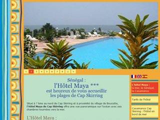Hôtel Maya : Casamance au Sénégal