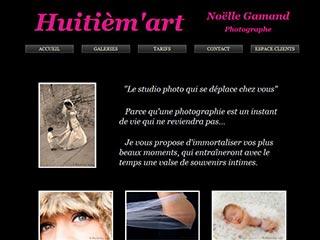 Huitièm'art - Noëlle Gamand Photographe Avignon Vaucluse