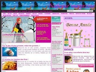 Nafeuse'Magazine, blog de news et d'infos