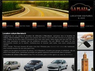 La Plaza car : location voiture à Marrakech