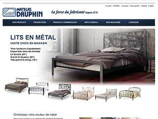 Lits en métal – Choix de couleur pour lit de métal