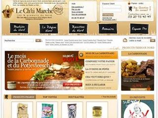 Le Ch'ti Marché, produits terroir du Nord
