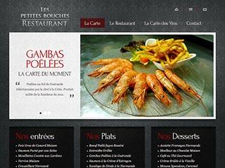Les Petites Bouches : Restaurant traditionnel Caen