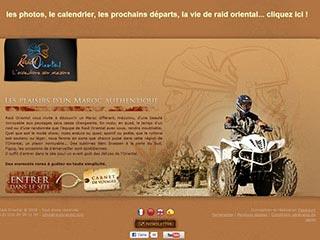 Raid Oriental, raids inédits moto enduro et quad au maroc