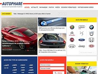 eMagazine d'actualité automobile et guides