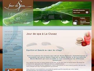 Centre Jour de Spa La Clusaz en Haute-Savoie