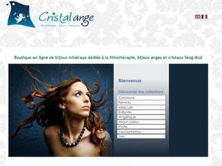 Cristalange, bijoux pierres lithothérapie