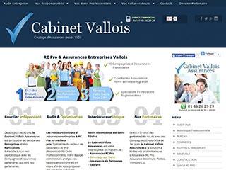Vallois - Courtier Assurances RC Pro depuis 1959