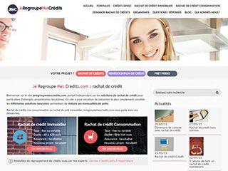 Aufilducredit.com : rachat de crédit