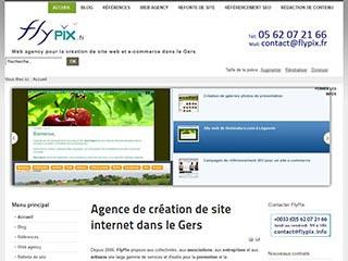 Création de site internet a Lévignac