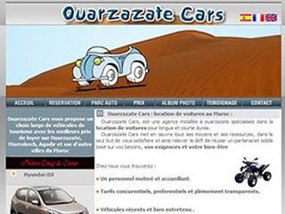 Ouarzazate Cars, location de voitures