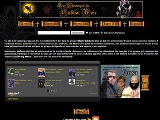 Les chroniques du sabbat noir, site dédié à Black Sabbath