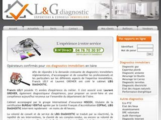 L&G diagnostic, cabinet de diagnostic immobilier sur Grenoble