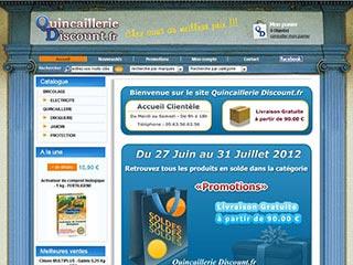 Quincaillerie discount : Articles de jardinage et bricolage