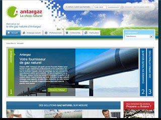Antargaz, fournisseur de gaz naturel sur toute la France
