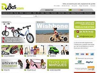 D-Vélos, équipement vélo et équipement du cycliste