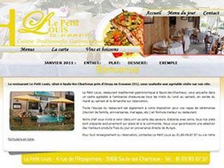 Restaurant Le Petit Louis, restaurant gastronomique