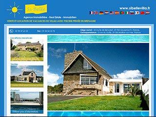 Sibellevilla, agence immobilière Bretagne