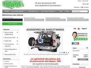 Gapa4x4 la boutique en ligne des pièces 4x4