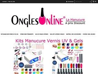 Boutique en ligne vernis uv semi permanent